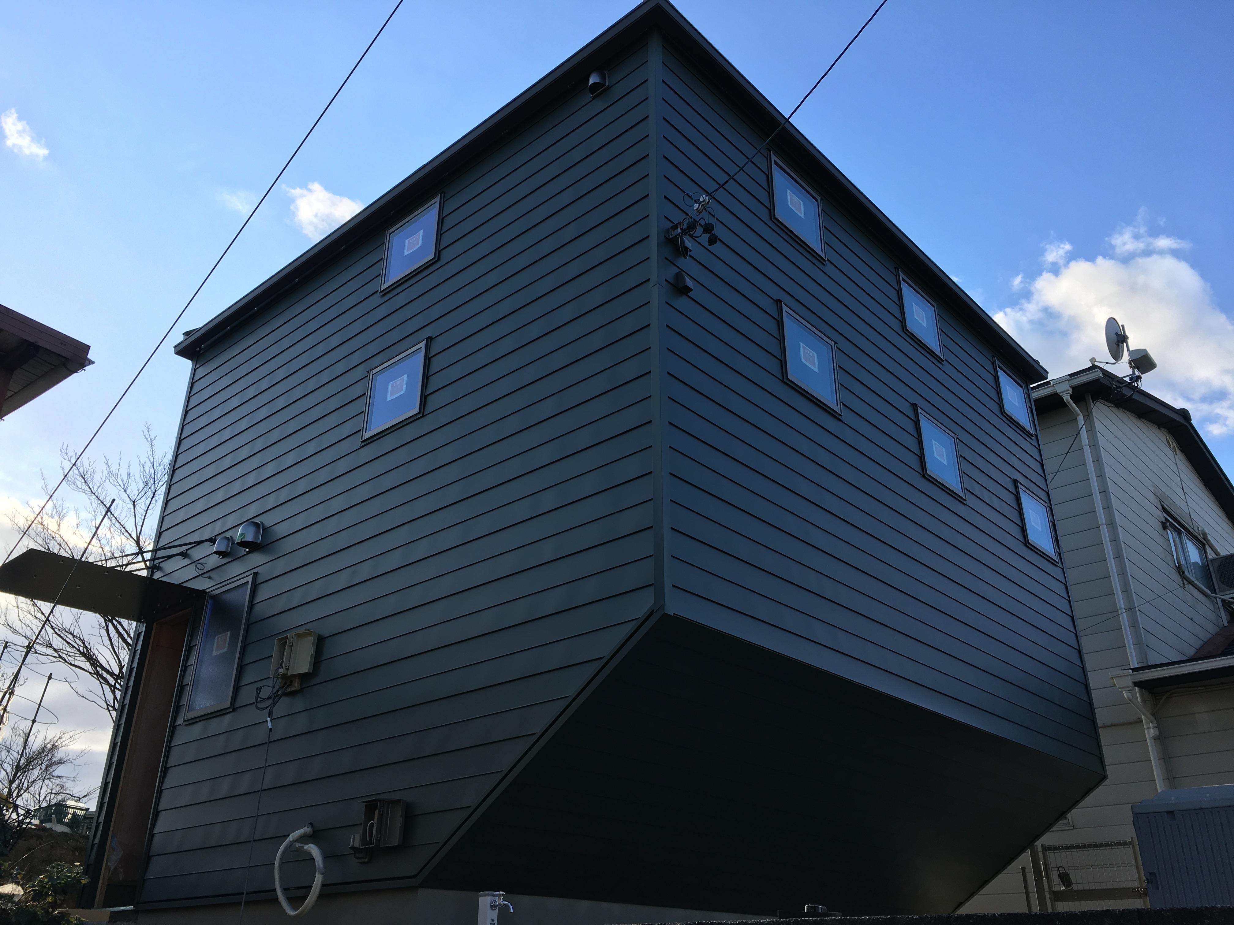 有松幕山の家